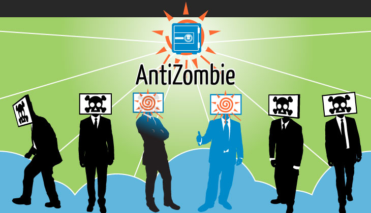ICON Technologies AntiZombie: We take care of the technology so you can take care of business.